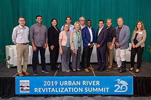 RMC's 2019 Urban River Revitalization Summit and 20 year Anniversary